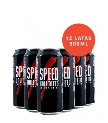 Speed Unlimited Energy...