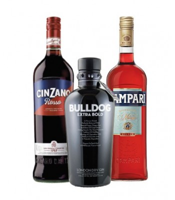 Pack Negroni - Campari +...