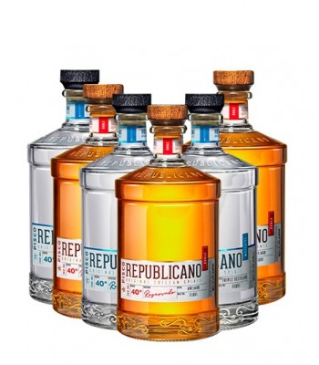 Pisco Republicano 40° MIX...
