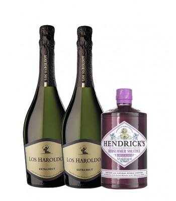 Gin Hendricks Midsummer + 2...