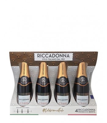 4Pack Riccadonna Prosecco...