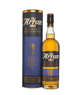 Arran Single Malt 18 years 46º