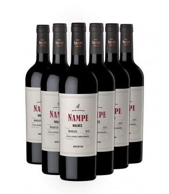 Nampe - Malbec - Pack x 6 Botellas