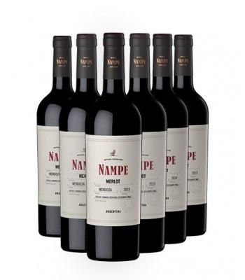 Nampe - Merlot 2019 - Pack...