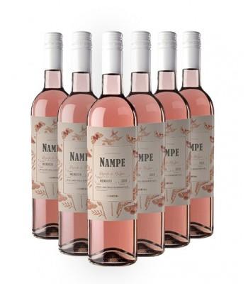 Nampe - Malbec Rosé - Pack...