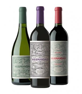 Pack Hermandad I (3 Botellas)
