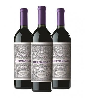 Hermandad - Cabernet Franc 2017 Premium Wine - Pack x3 Botellas