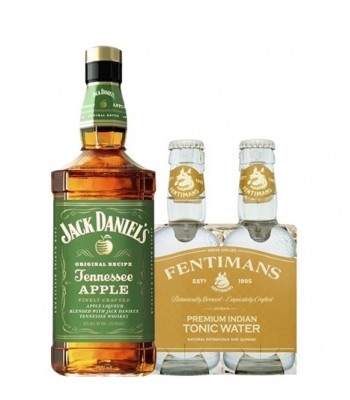 Pack Daniel's Apple Tonic
