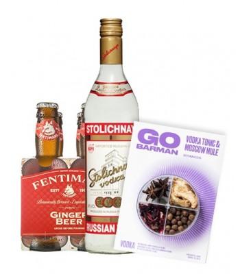 Vodka Stoli + 4pack...