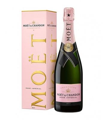 Champagne Moët & Chandon Rosé Impérial C/E