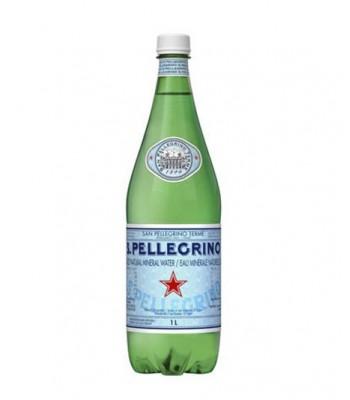 Agua San Pellegrino...