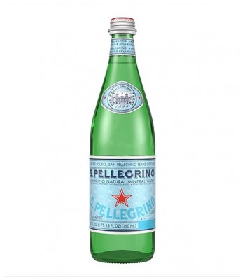 Agua San Pellegrino Glass...