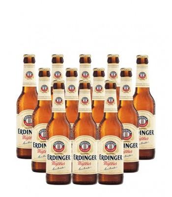 Cerveza Erdinger Weissbier...