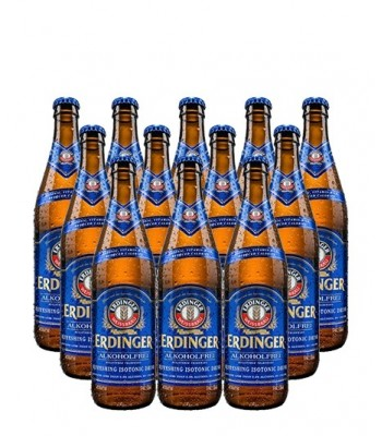 Cerveza Erdinger sin...