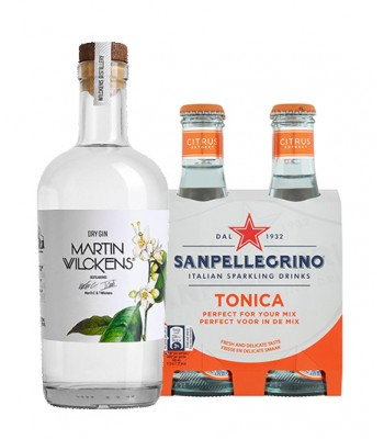 Gin Martin Wilckens + 4Pack...