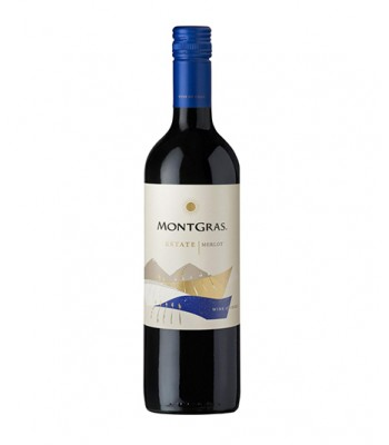 MontGras  Estate Merlot