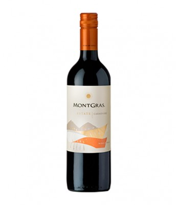 MontGras  Estate Carmenere