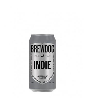 Cerveza Brewdog Indie  Pale Ale - Lata 500cc