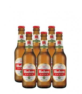 Cerveza Mahou 5 Estrellas...
