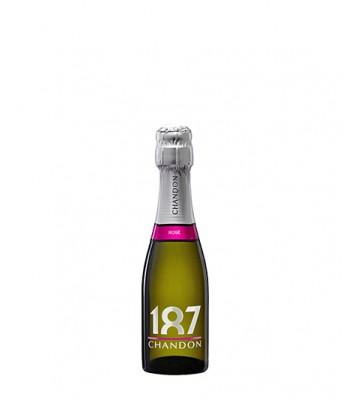 Espumante Chandon Rosé 187cc
