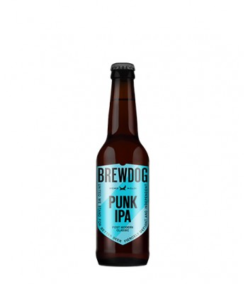 Cerveza Brewdog Punk IPA - Botella 330cc