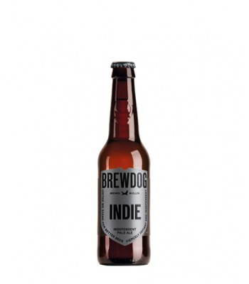 Cerveza Brewdog Indie Pale Ale - Botella 330cc