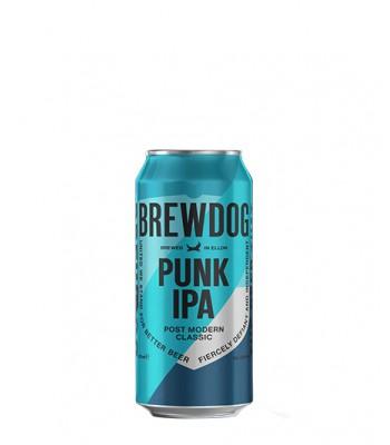 Cerveza Brewdog Punk IPA - Lata 500cc