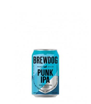 Cerveza Brewdog Punk IPA - Lata 330cc