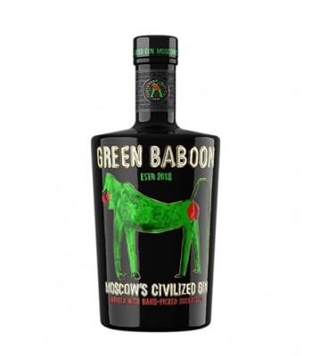 Green Baboon de Rusia 750cc