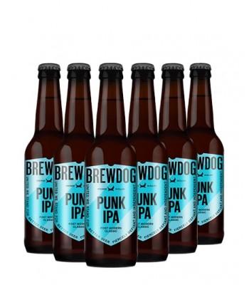 Cerveza Brewdog Punk IPA...