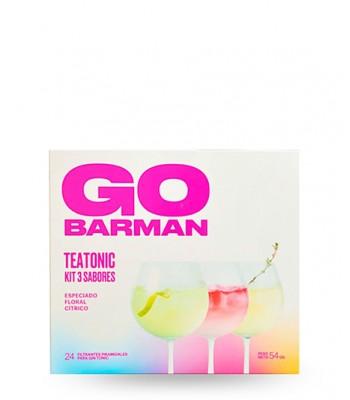 TeaTonic Kit - GO BARMAN
