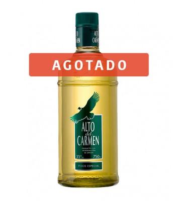 Pisco Altos del Carmen 35°...