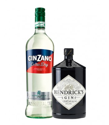 Pack Dry Martini (Gin...