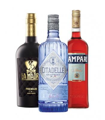 Pack Negroni Premium - Vermouth La Madre Premium - Citadelle