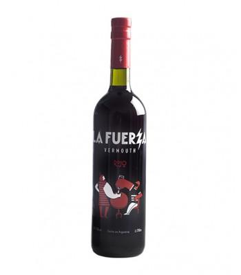 Vermouth La Fuerza Rojo (Base Malbec)