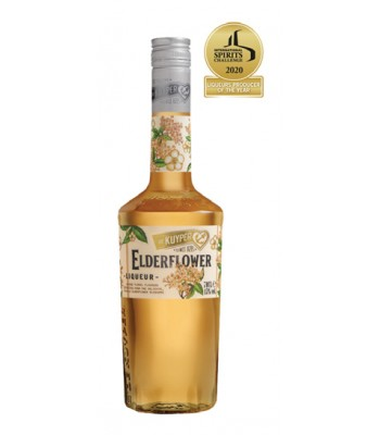 Licor de Flores de Sauco (Eldelflower) - De Kuyper 700cc