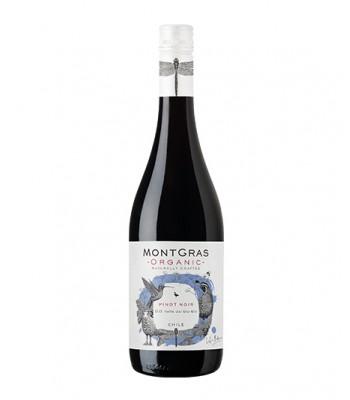 MontGras Organic Pinot Noir