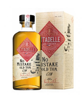 """Gin Citadelle """"No Mistake""""..."""