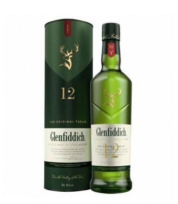 Glenfiddich 12 Años Single...
