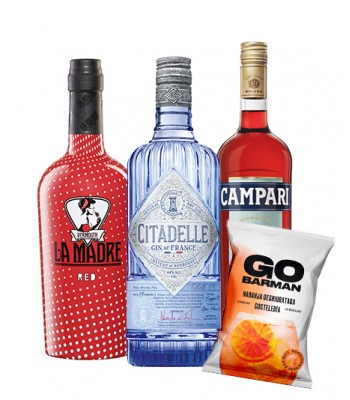 Pack Negroni - La Madre Red...