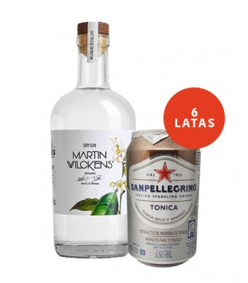 Gin Martin Wilckens + 6...