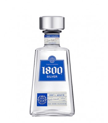 Tequila 1800 Silver - 100%...