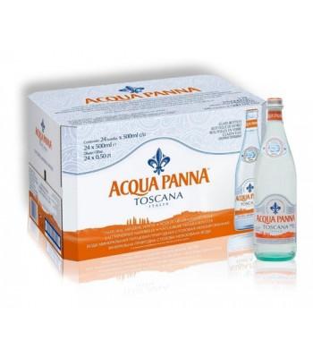 Agua Acqua Panna Glass - 505cc (Pack x24)