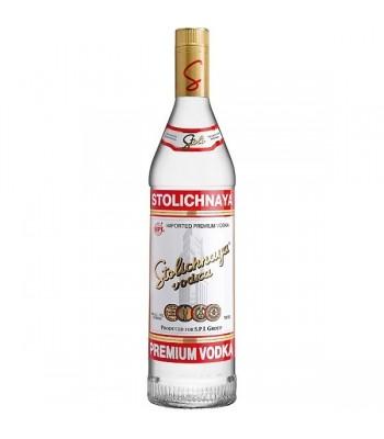 Vodka Stolichnaya 1000cc