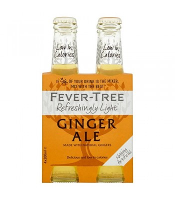 Fever Ginger Ale (Pack x 4...