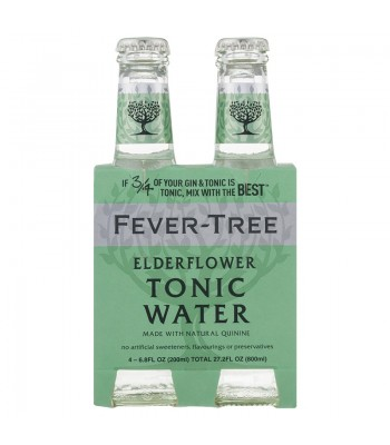 Fever Tree Elderflower...