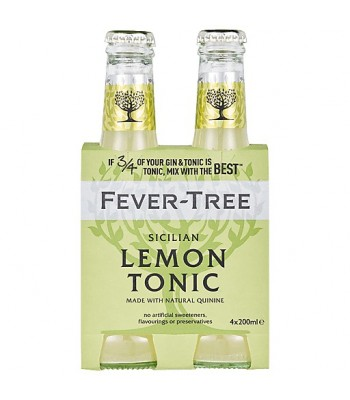 Fever Tree Sicilian Lemon...
