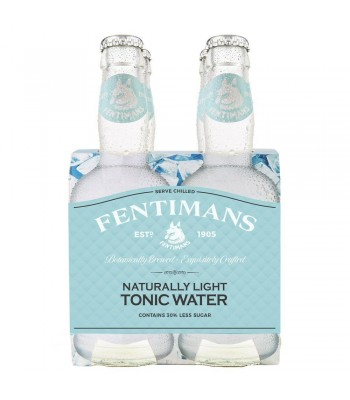 Fentimans Light Tonic Water...