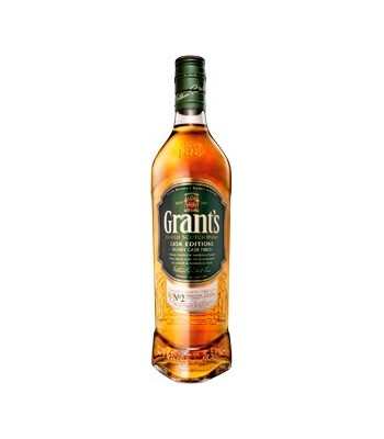 Grants Sherry Cask 750 Cc