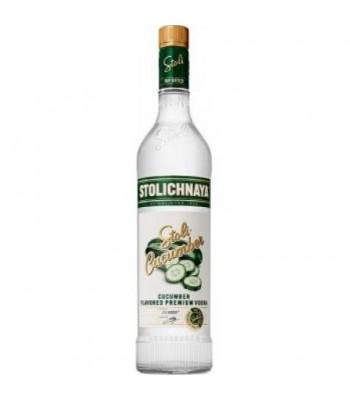 Vodka Stolichnaya Pepino 750cc